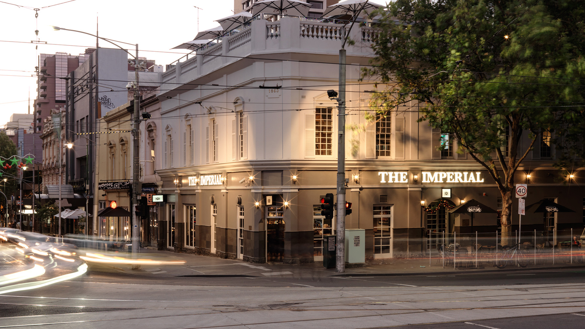 The Imperial Bourke Street
