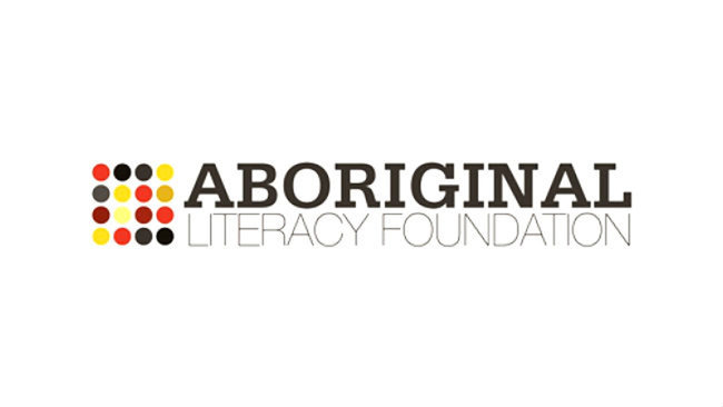 Aboriginal Literacy Foundation Logo